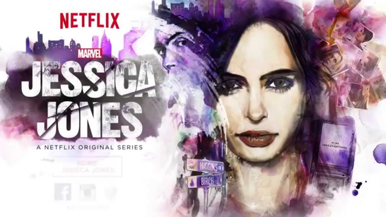 New 'Jessica Jones' Comic Series After Netflix Success