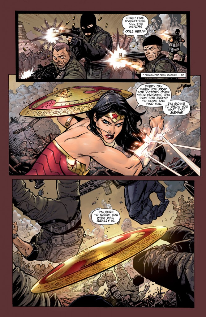 A preview of DC's new 'Justice League #1'