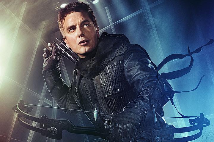 'Arrow's' John Barrowman a Series Regular on All Arrowverse Shows