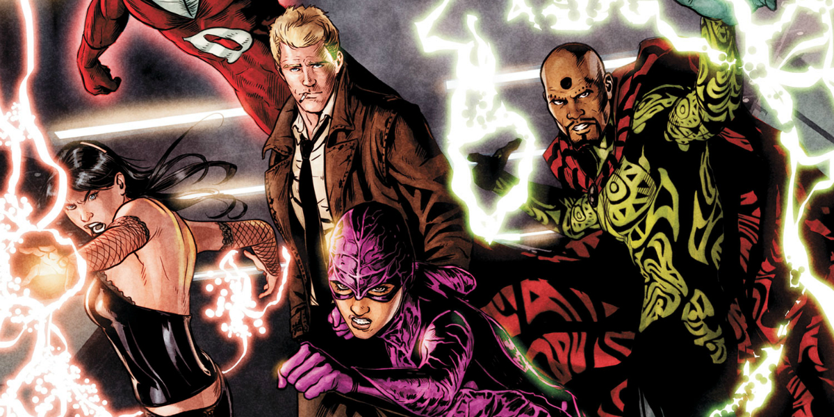 'Justice League Dark' Animated Film Confirmed; 2 More Announced