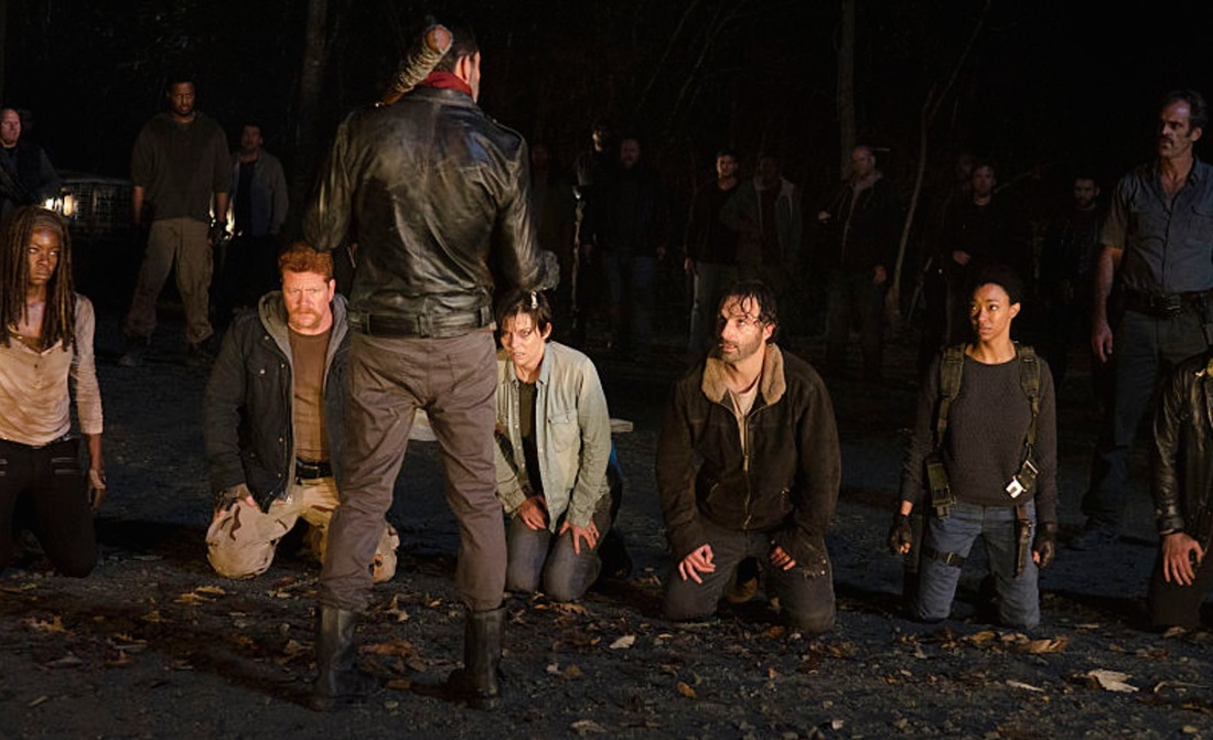 'TWD': Jeffrey Dean Morgan Reveals Who Negan Didn't Kill