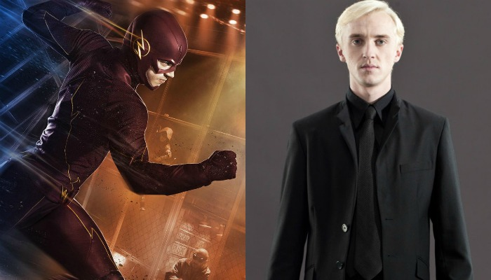 WATCH: Tom Felton on Joining 'The Flash' Season 3
