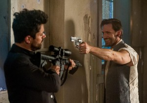 Preacher 08 - Jesse and that guy with the gun