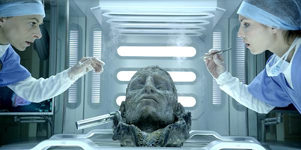 Prometheus CGI head