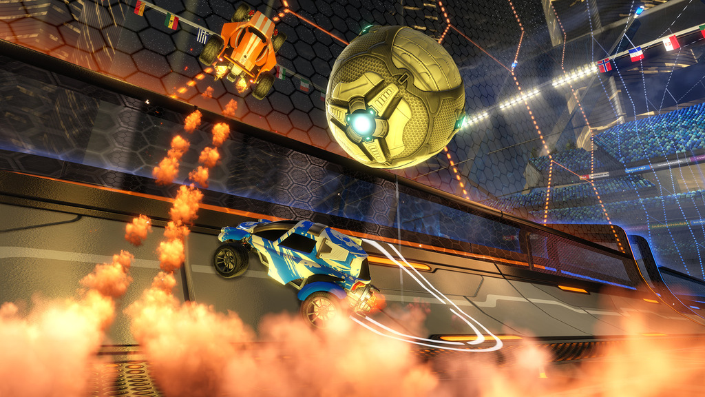 'Rocket League' PS4/Xbox One Crossplay Only Needs Sony's Approval