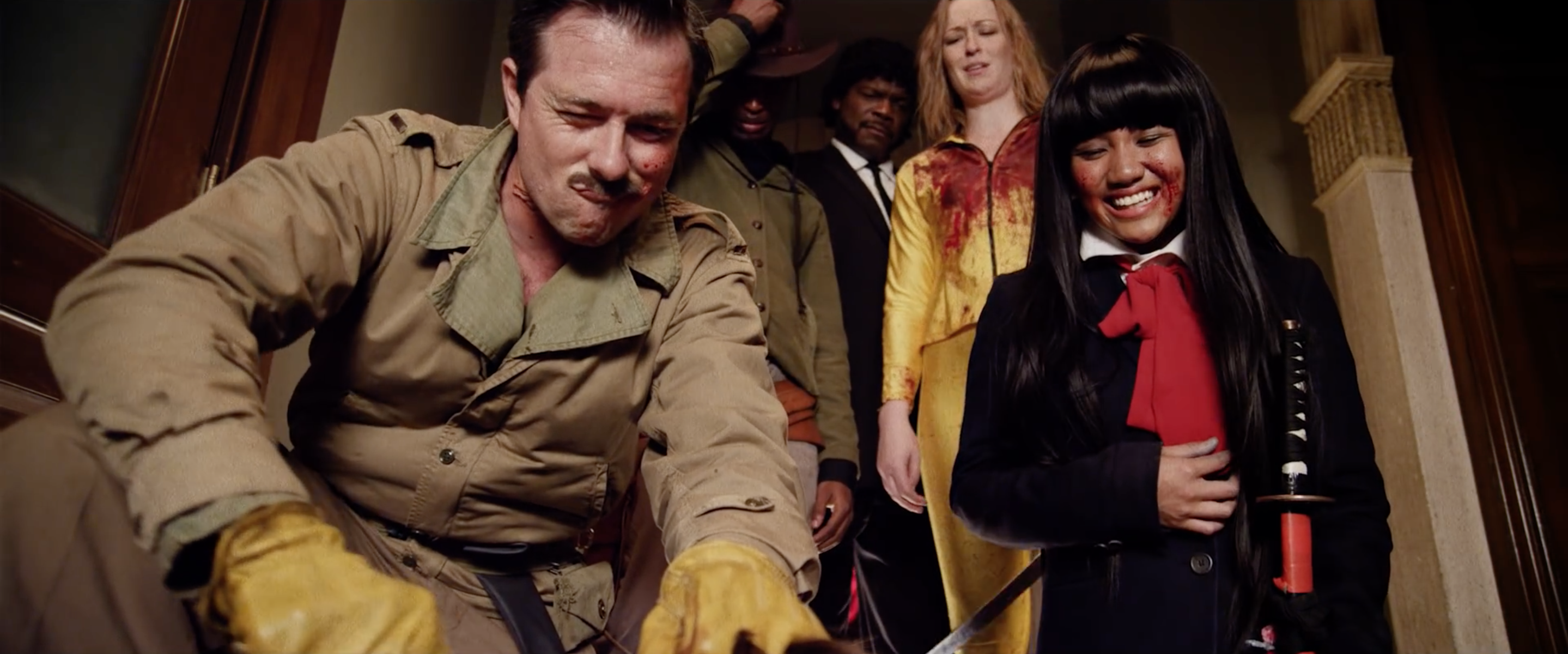 WATCH: If 'Suicide Squad' Was Directed by Quentin Tarantino