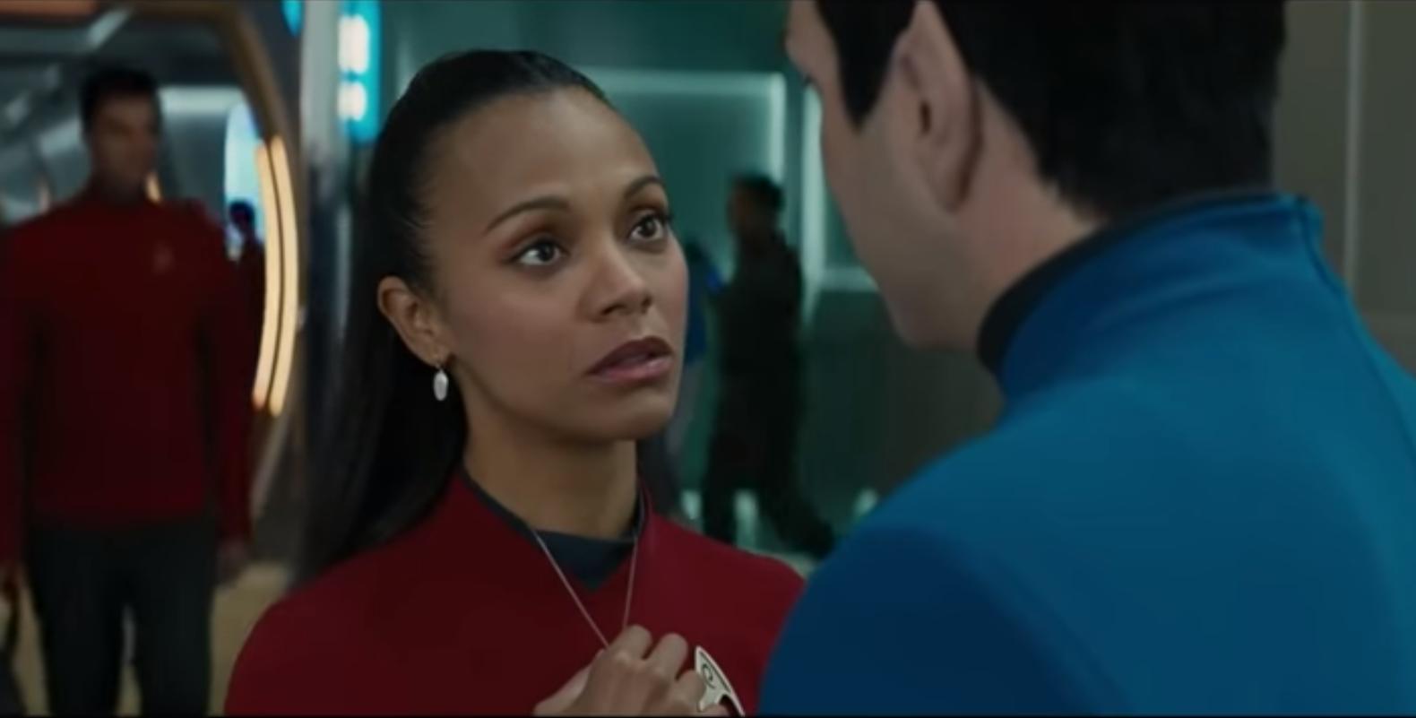 WATCH: 'New Star Trek Beyond' Clip & Character Spotlights