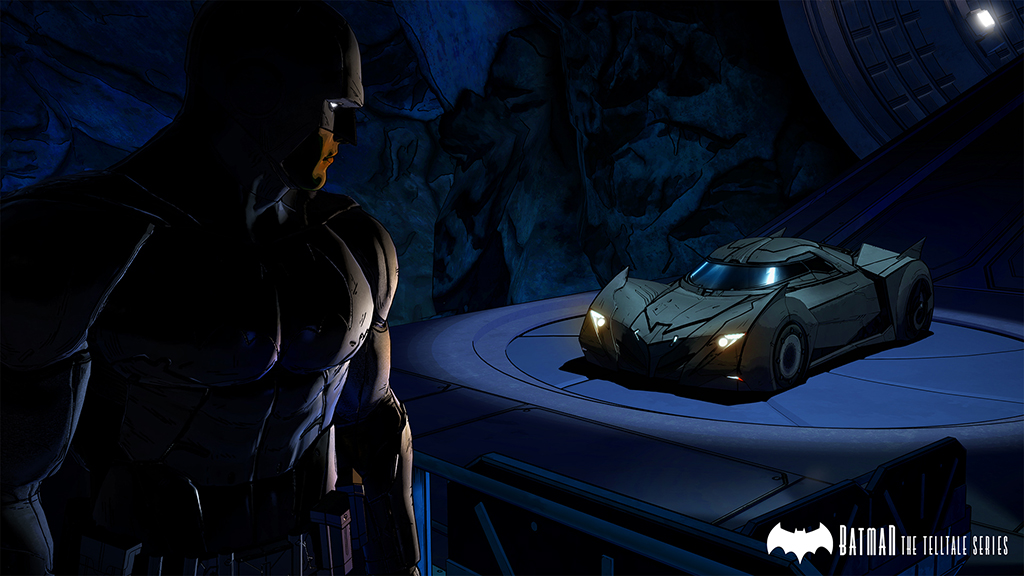Telltale's Batman: New Story & Combat Info, Coming in August