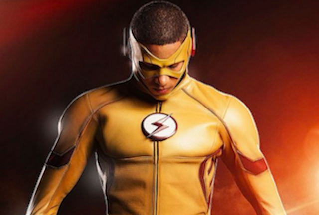 'The Flash': See Wally West's Kid Flash Suit
