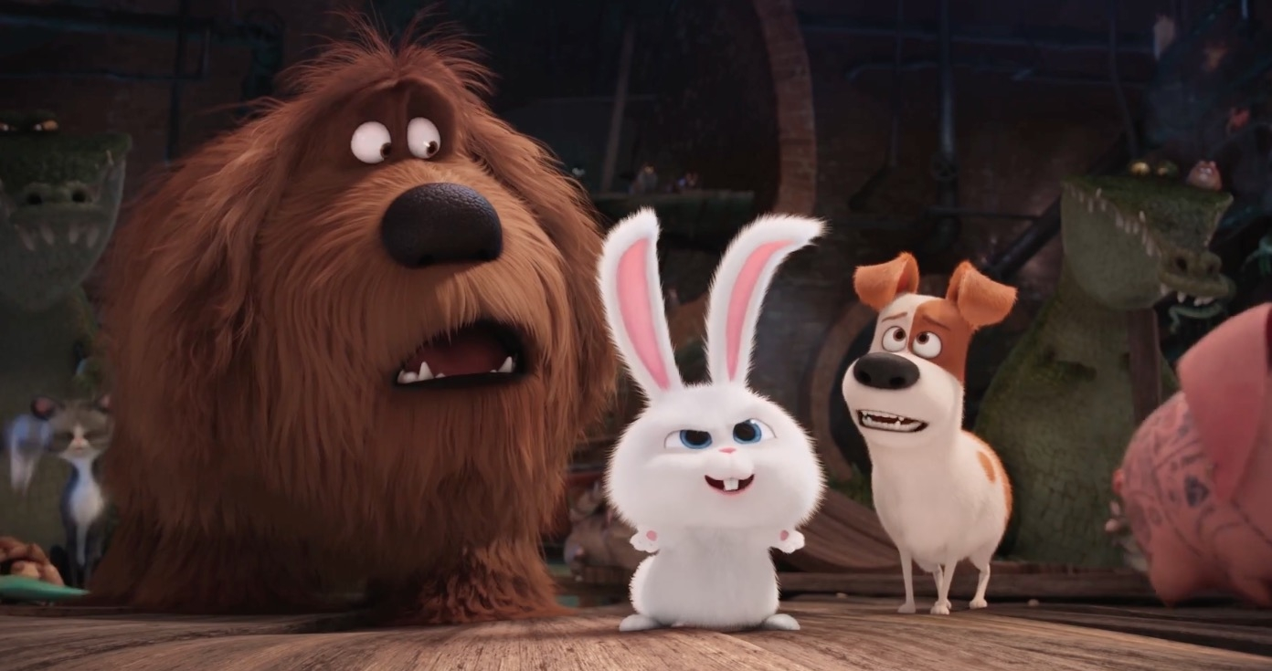 Box Office: 'Pets' Rule; 'Mike and Dave' Score