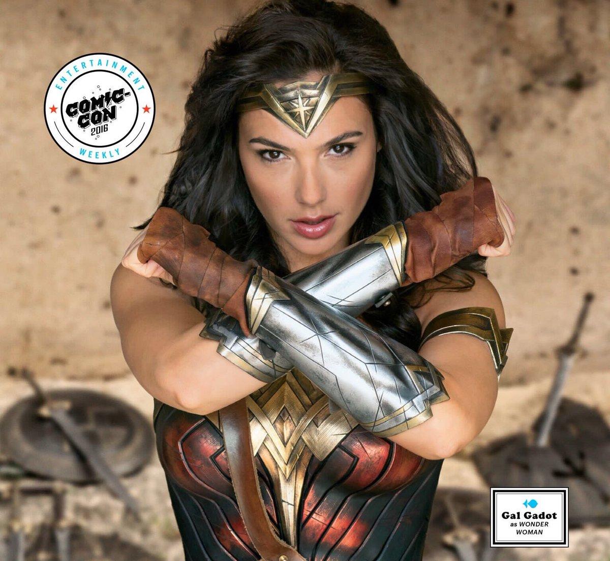 Wonder Woman Film Stills Comic Con