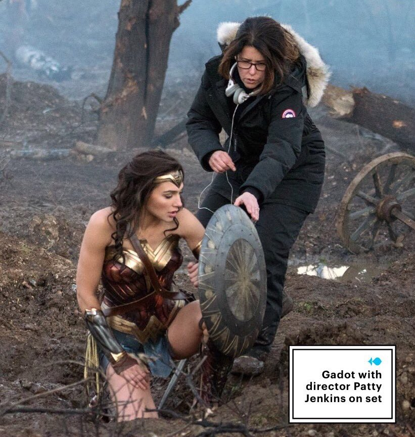 Wonder Woman with Patty Jenkins