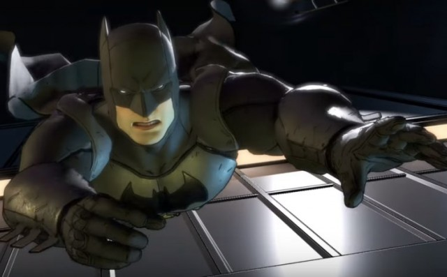 Telltale's Batman to Feature Crowd Play Multiplayer