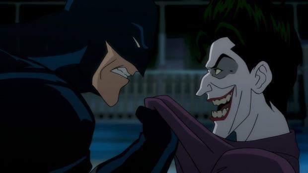 the killing joke, movie, review, alan moore, batman, joker