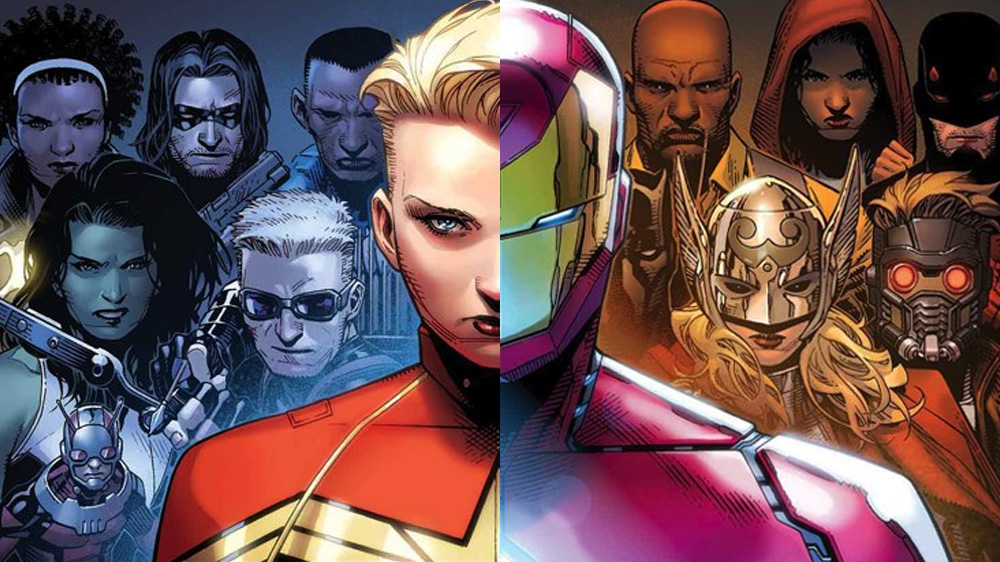 SPOILERS: This Avenger is Killed by Another Avenger in 'Civil War II'