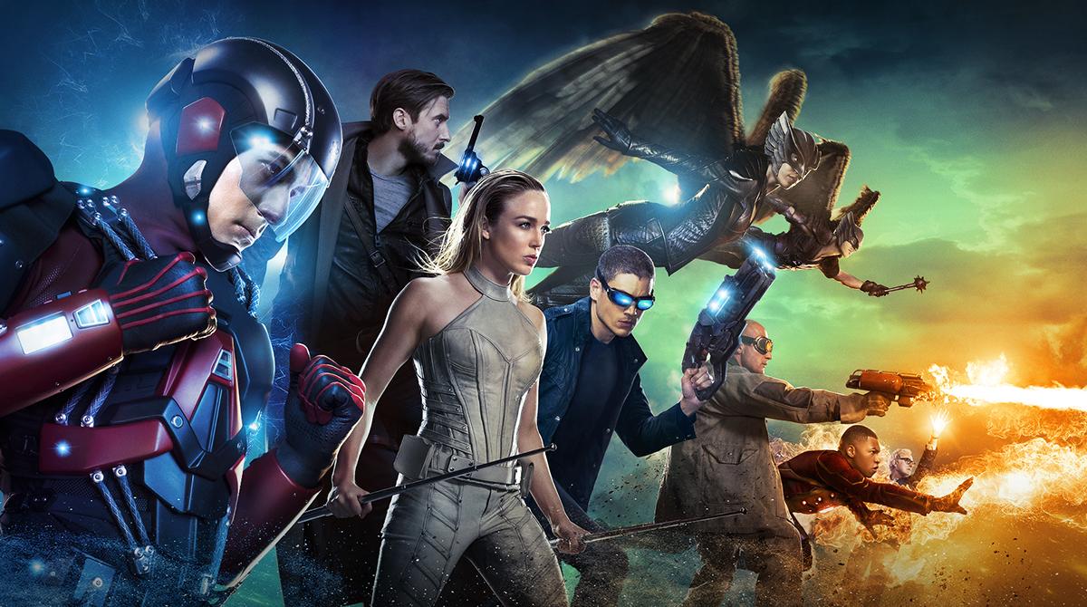 SDCC: 'Legends of Tomorrow' Season 2 Teaser Revealed