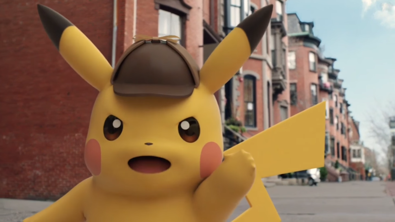 Detective Pikachu: First Look at Pokemon Thanks to Set Photos