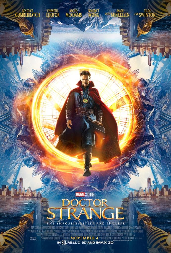 doctor strange, marvel, poster, comic-con
