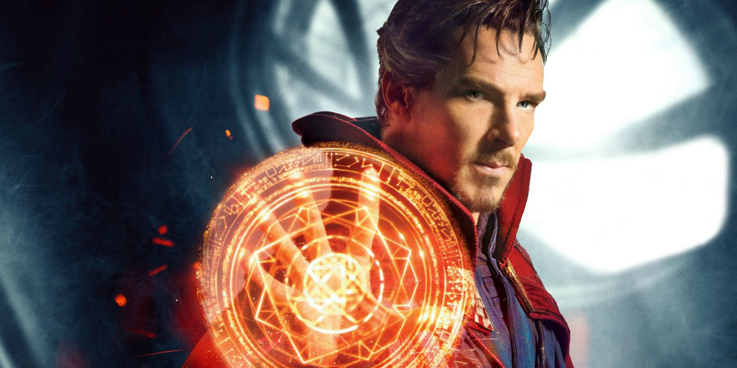 SDCC: New 'Doctor Strange' Trailer and Poster Revealed