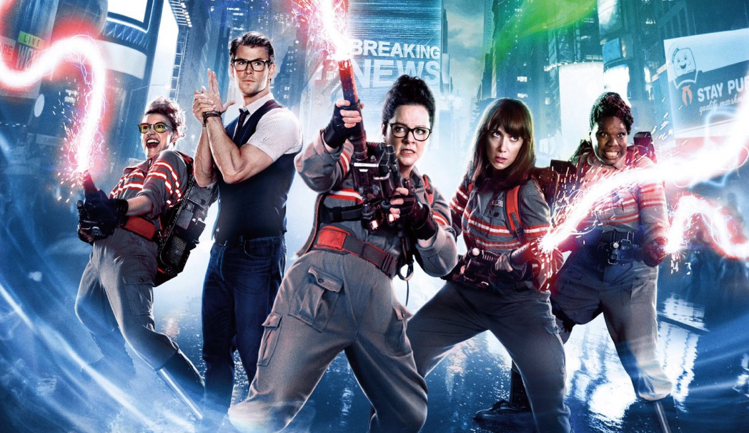 'Ghostbusters' Will Get an Extended Cut on Blu-Ray