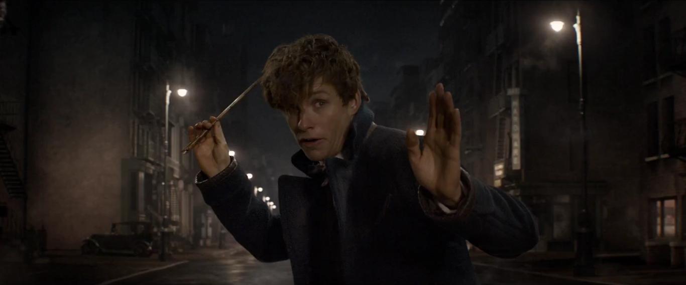 SDCC: 'Fantastic Beasts' gets a Magical New Trailer