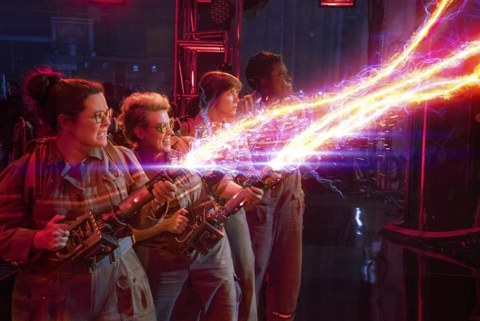 "(Another) 'Ghostbusters' 2 ""Will Happen"" Says Sony Boss"
