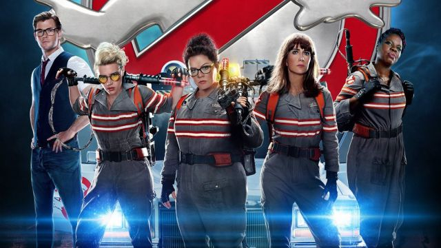 'Ghostbusters' Initial Reviews are Middling to Positive