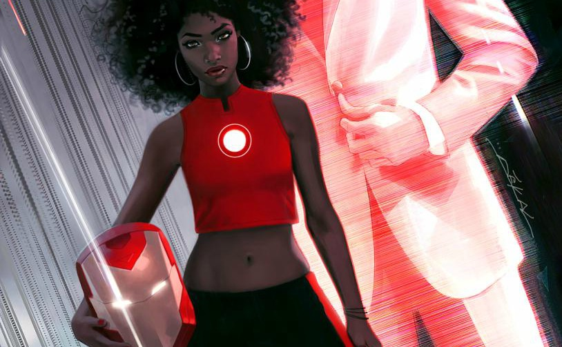 Marvel's New Iron Man is a Teenage Black Woman