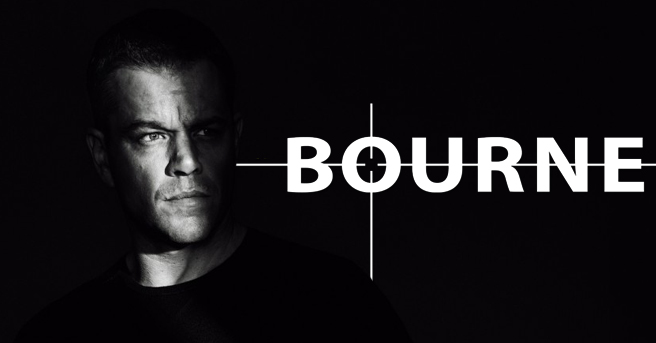 WATCH: Matt Damon Recaps Bourne Trilogy in 90 Seconds