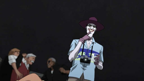 'The Killing Joke': Batman Confronts Joker in New Clip