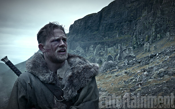 SDCC: First Trailer for Guy Ritchie's 'King Arthur' Is Here