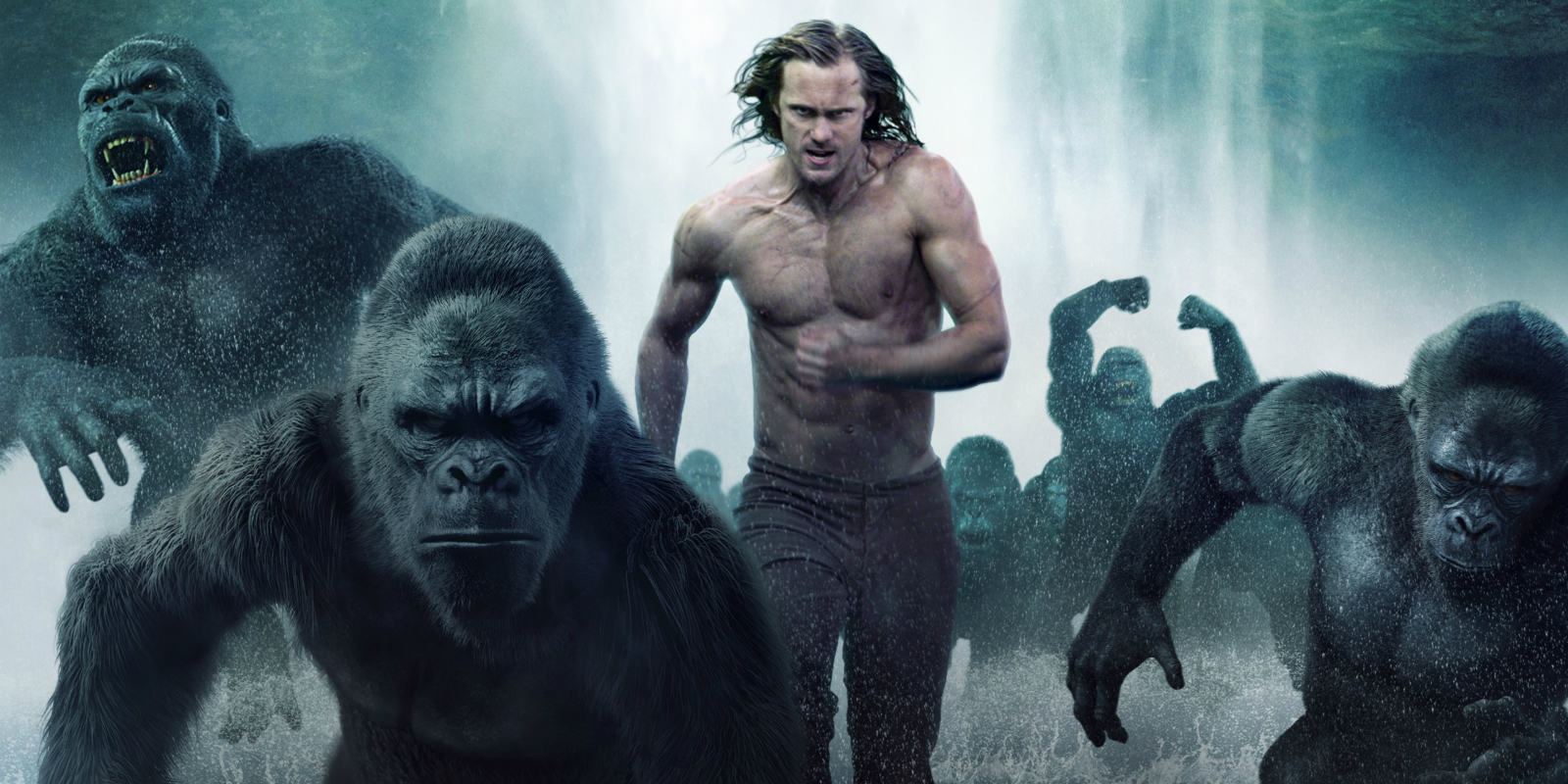 'The Legend of Tarzan': A Conventional Tale That Is Far From Legendary