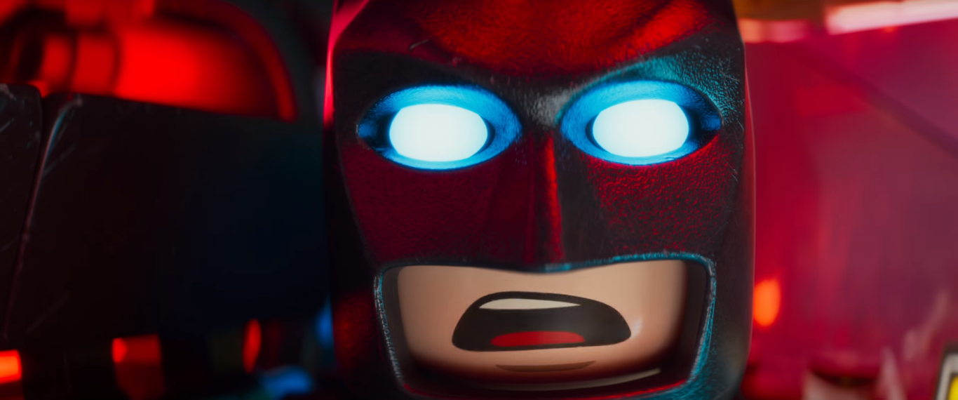 SDCC: 'LEGO Batman's' Trailer is Hysterical!