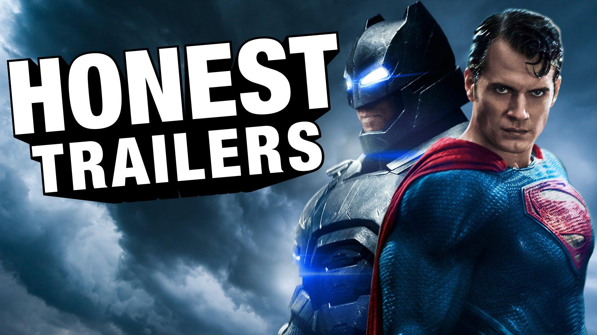 WATCH: 'Batman v Superman' Gets an Honest Trailer