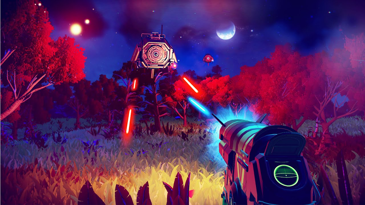 'No Man's Sky' Gets Teen Rating & Synopsis