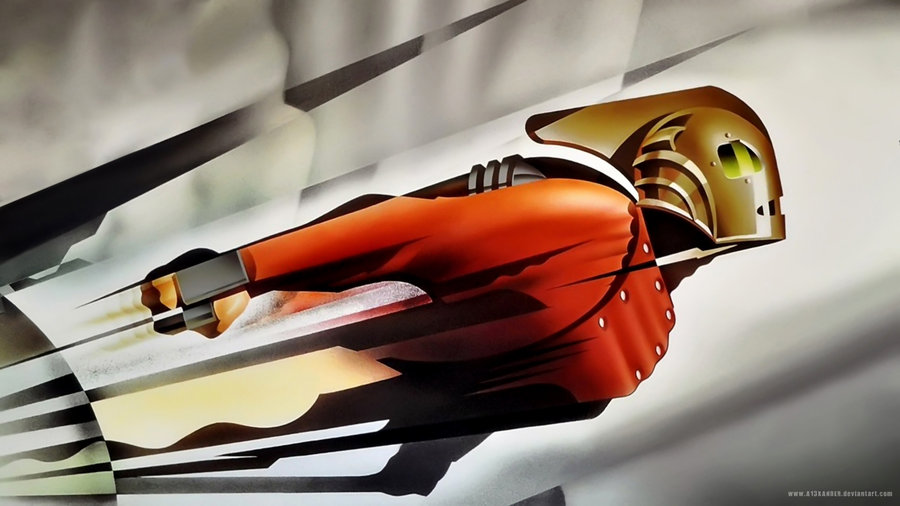 Disney's 'The Rocketeer' to be Rebooted with Black Female Lead