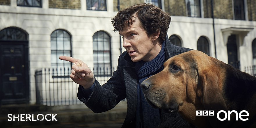 'Sherlock' Gets a New Partner in First Season 4 Image
