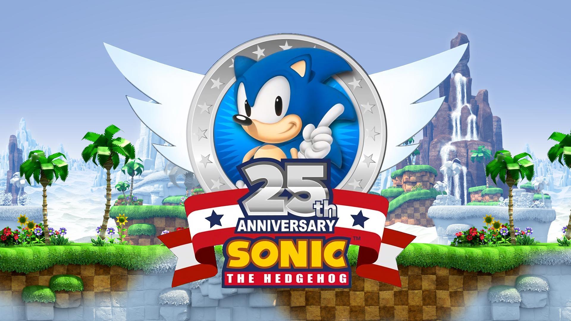 sonic anniversary 1