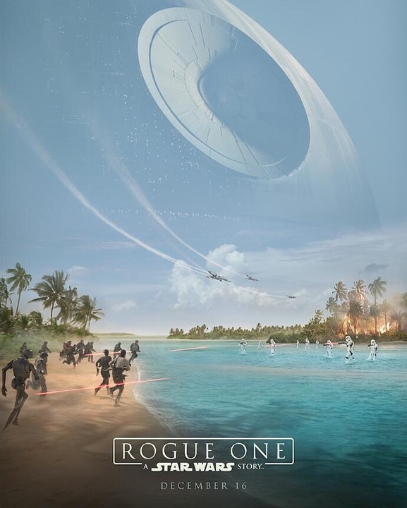 rogue one, new poster, star wars