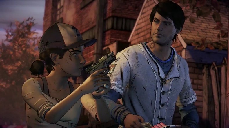 SDCC: Telltale's 'The Walking Dead' Season 3 Screens Emerge