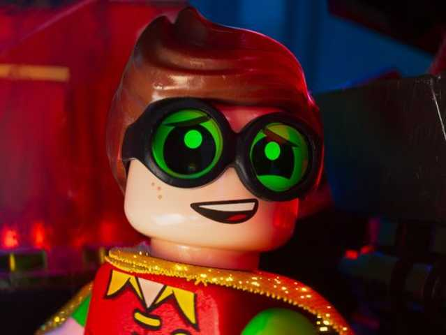 lego batman movie, robin, 2017