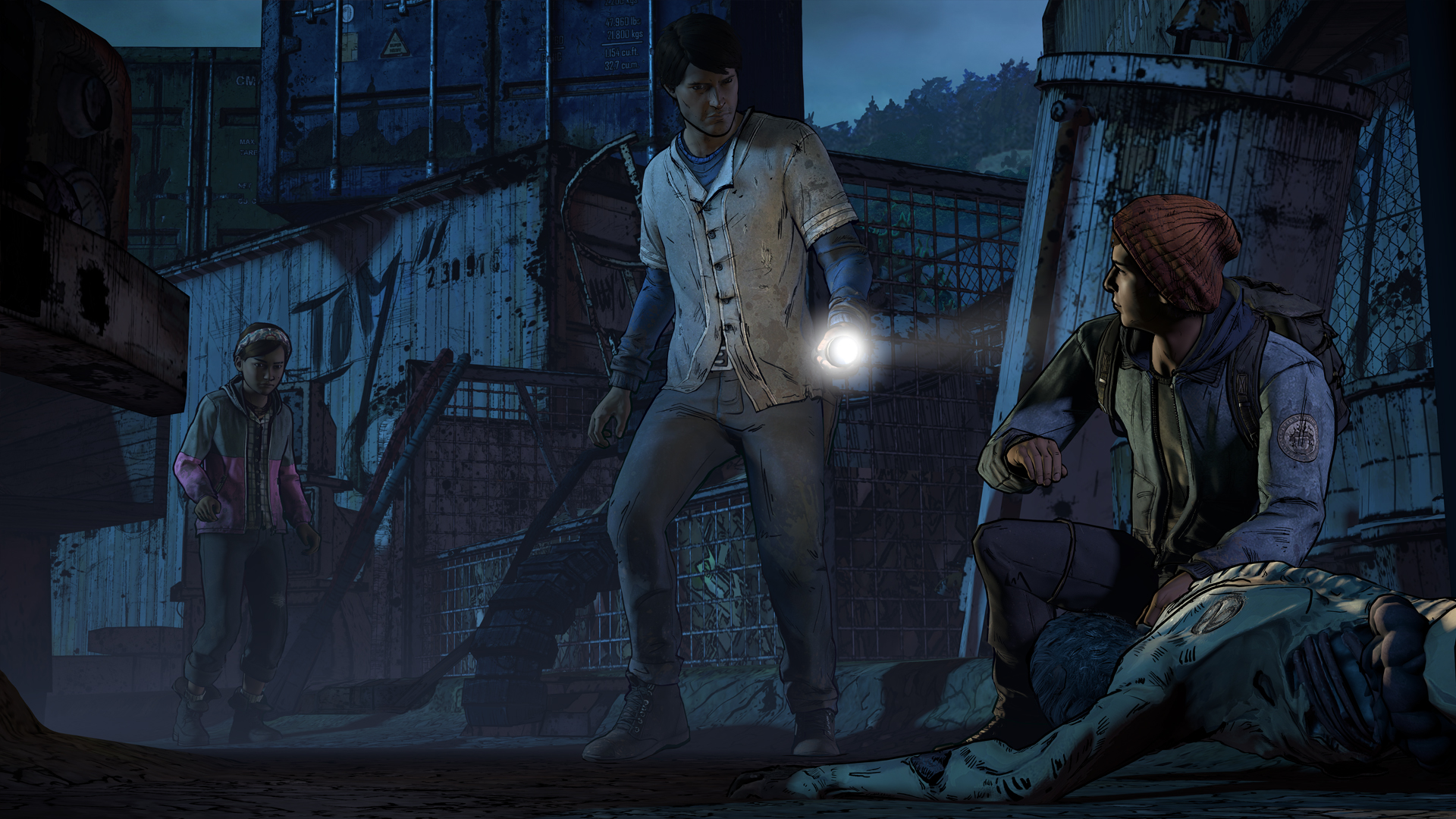 the walking dead season three, comic-con, telltale