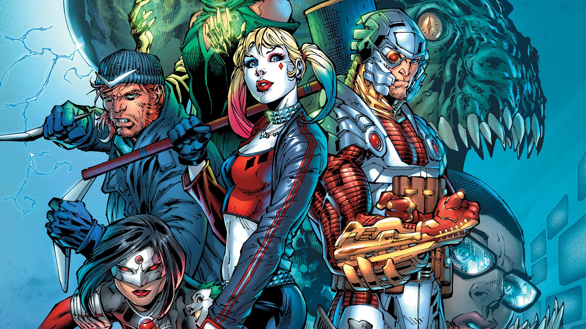 'Suicide Squad' #1 Introduces the Squad (Again)