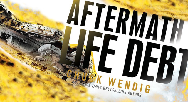 'Aftermath: Lifedebt' is a Much Better Book than the Original