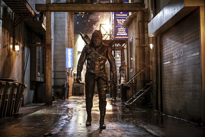 Arrow Season 5 prometheus