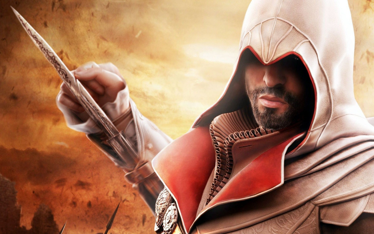 Assassin S Creed Hints At Ezio Collection For Ps4 Xbox One