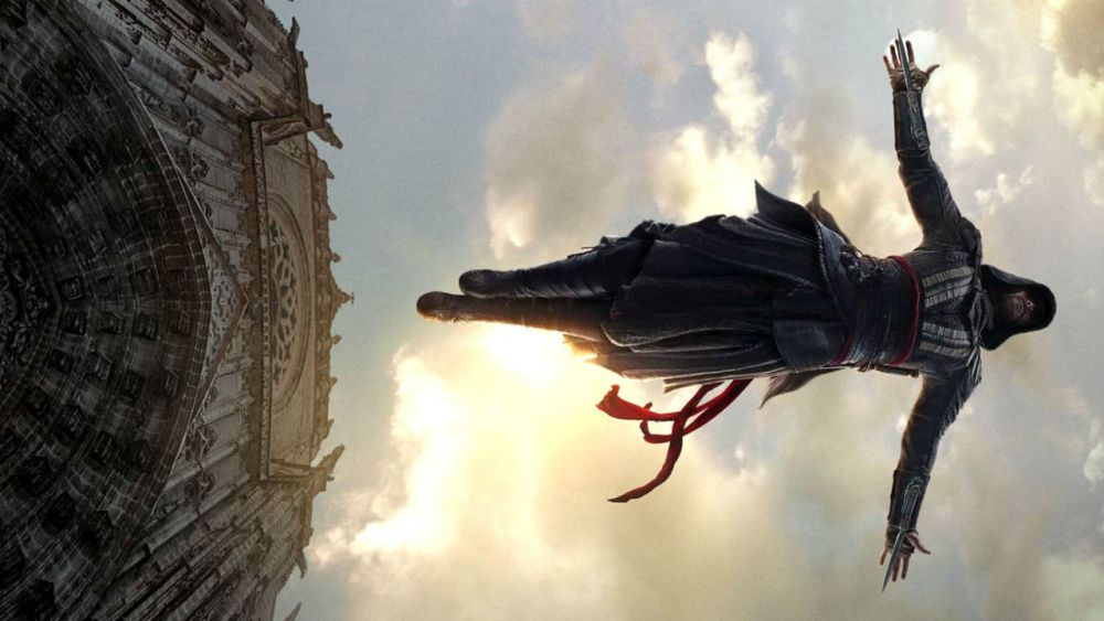'Assassin's Creed' Film's Leap of Faith Performed in Featurette