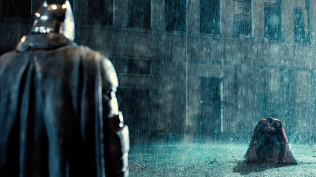 'Batman v Superman' Concept Art Features Movie Highlights