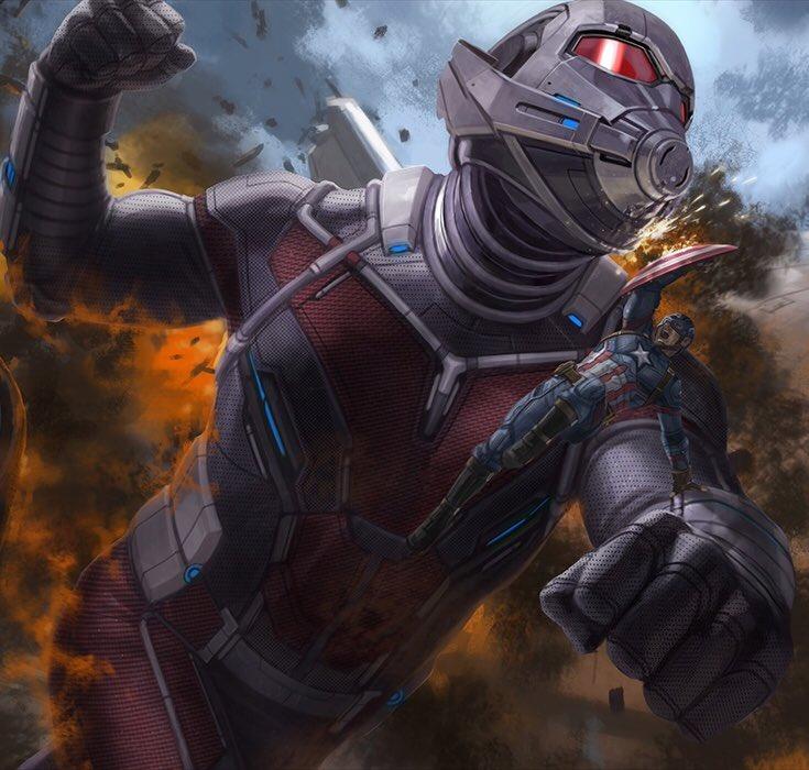 captain america: civil war, ant-man, giant-man, captain america, marvel, disney, artwork, marvel studios