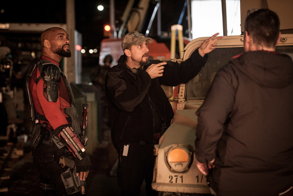 'Suicide Squad': David Ayer Says the Theatrical Cut is His